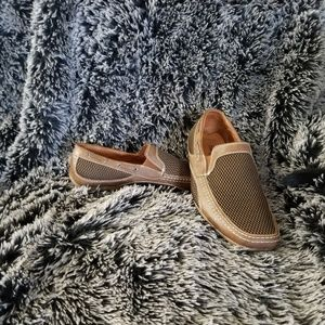 Other - Evergreen Slip on Loafers